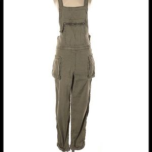 Free People lost boys overalls